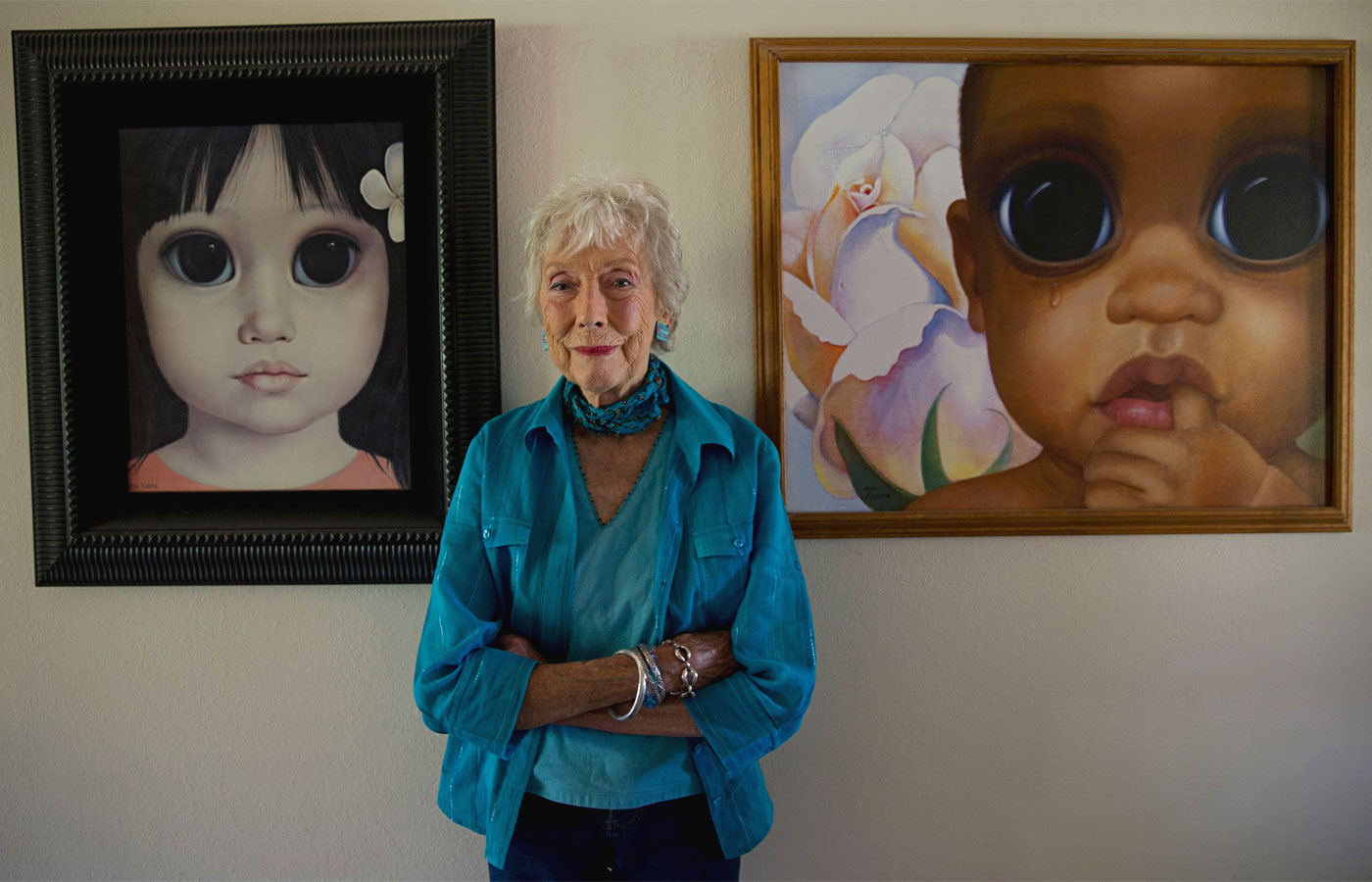 Fabuleux Big Eyes: i grandi occhi di Margaret Keane - La Scatola delle Idee IA71